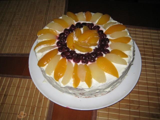 Īsta putukrējuma torte