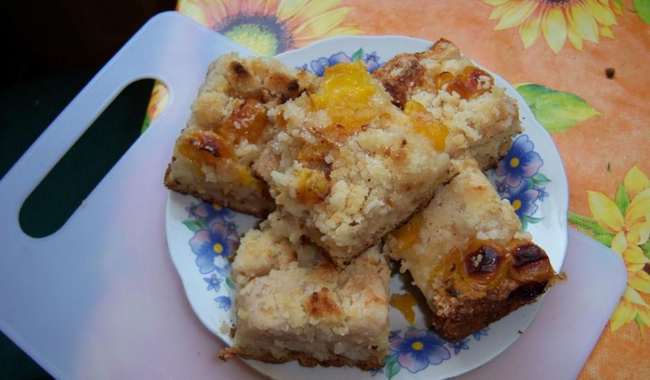 Ātrā ābolu kūka 1-2-3