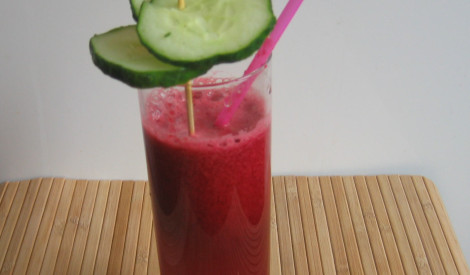 Dārzeņu sulas kokteilis