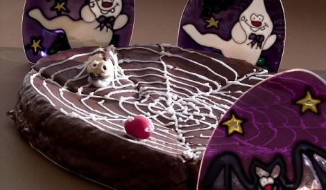 Zirnekļu kūka