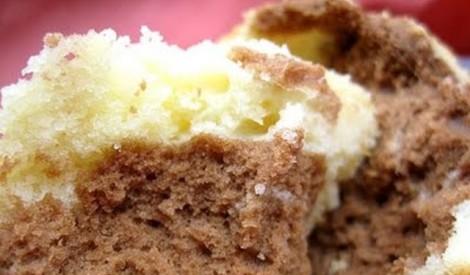Šokolādes un kokosrieksta kūka :)