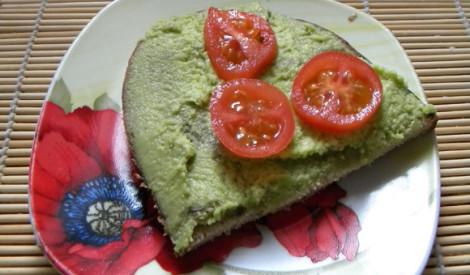 Vienkāršais avokado sviests