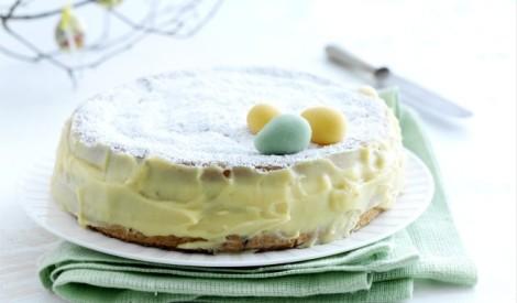 Mandeļu torte