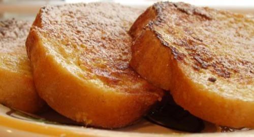 Franču tostermaize (vegāniem)