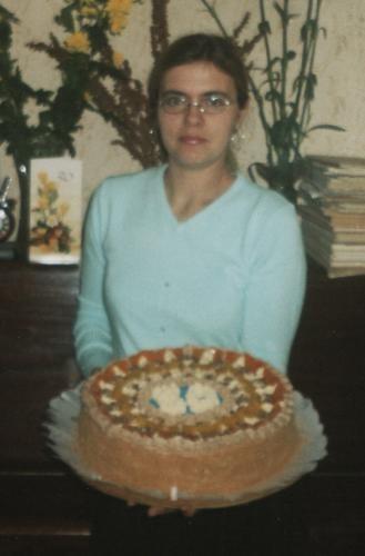 Vārītais  sviesta  krēms tortēm