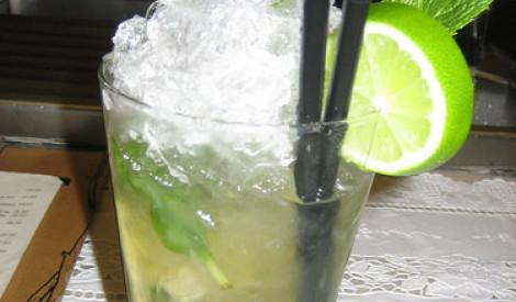 Vasarīgais mohito (bezalkoholiskais)