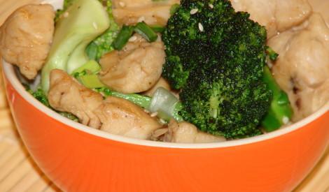 Vista ar brokoļiem