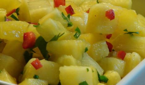 Ananasa salsa