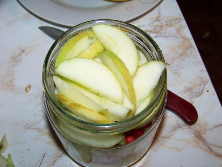 Piepilda pilnu burku ar āboliem.