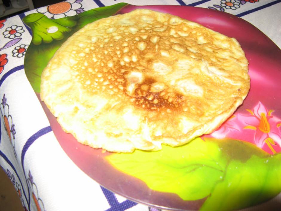 un izcep omleti.