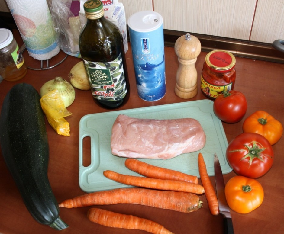 Viegli pagatavojams ēdiens, kas ir garšīgs.