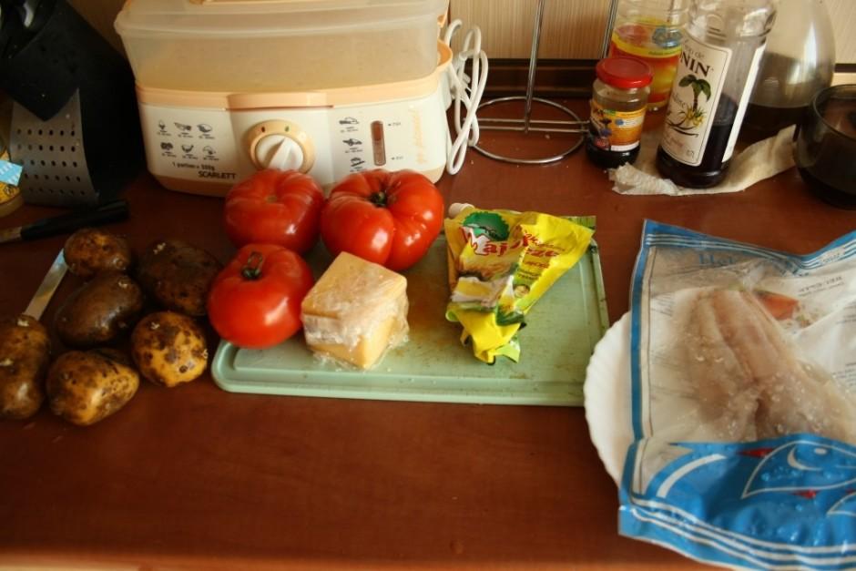 Recepte ir viegla, ēdiens sanāks sātīgs un garšīgs.