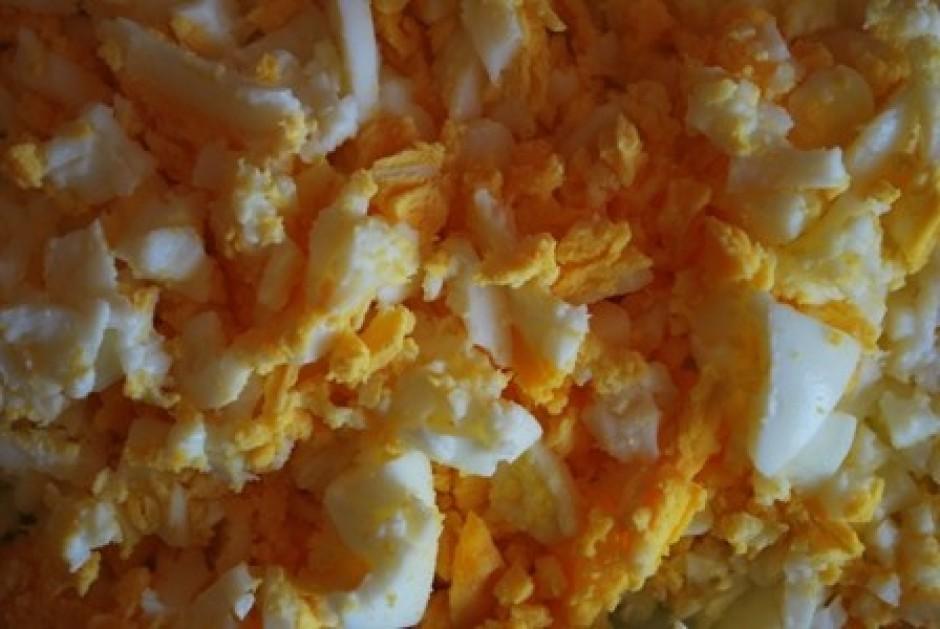 Arī olas noteikti jau ir uzvārījušās un gatavas. Liek tās au...