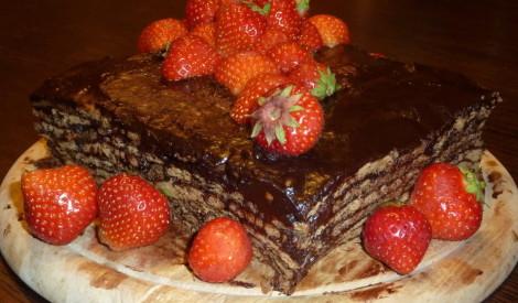 Šokolādes kūciņa