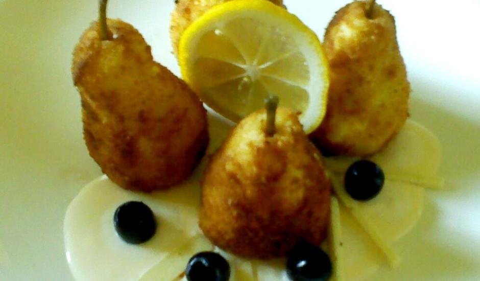 Kartupeļu kroketes - bumbieri