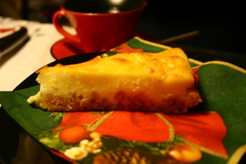 Klasiskā ņujorkas siera kūka