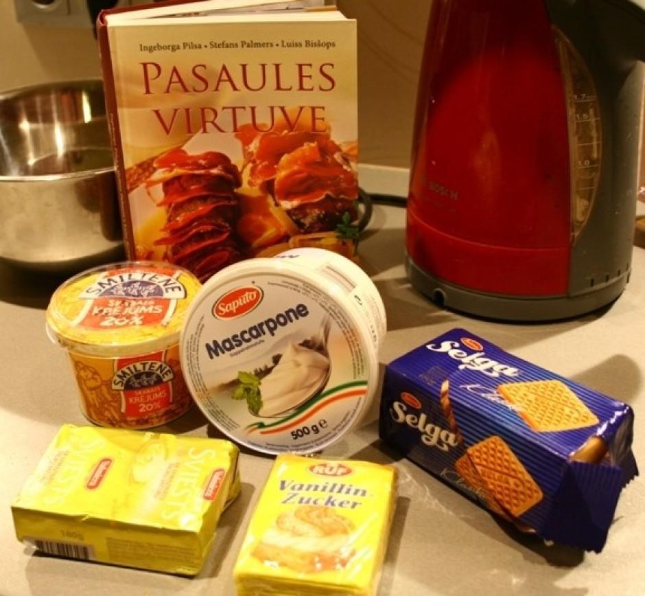 P.S recepte no pavārgrāmatas Pasaules Virtuve [azija, austrā...