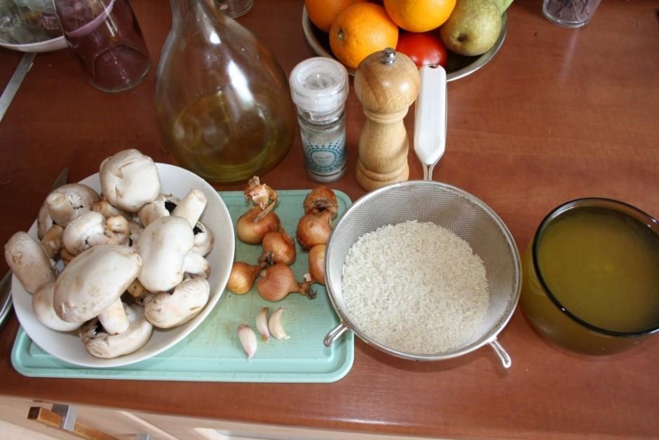 Risoto [Risotto] ir tāds jauks itāļu variants rīsu pagatavoš...