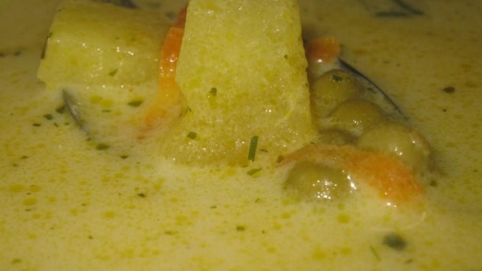 ...tadam... zupa gatava!