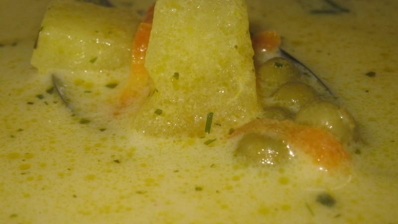 Siera zupa - adonai