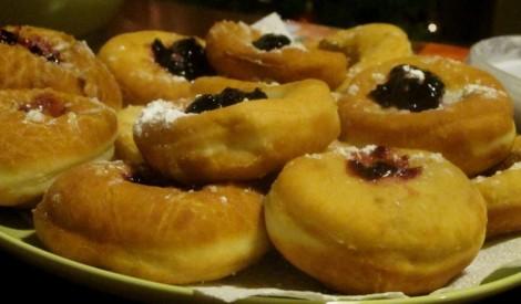 Slováku šišky jeb donuts