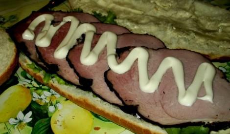 Mega sviestmaize