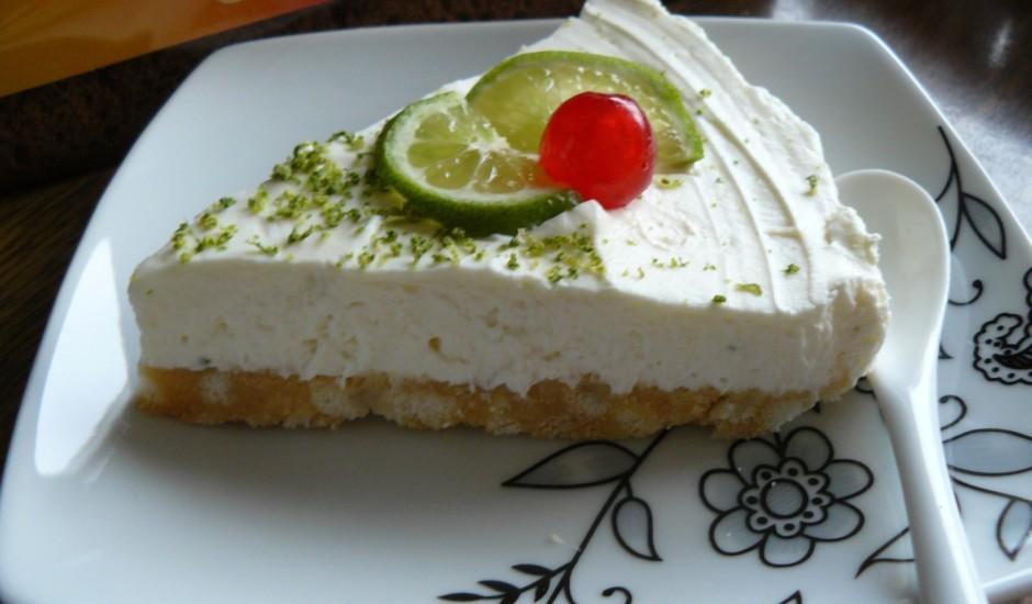 Siera kūka ar laimu
