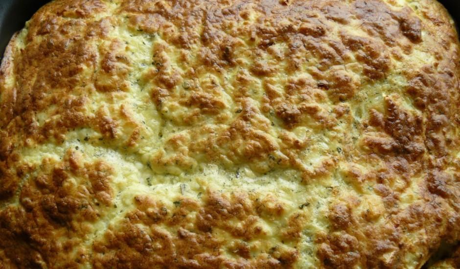 Kamembēra siera - biezpiena sacepums