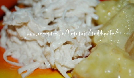 Topinambūru salāti
