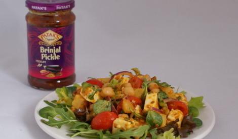 Indiešu salāti