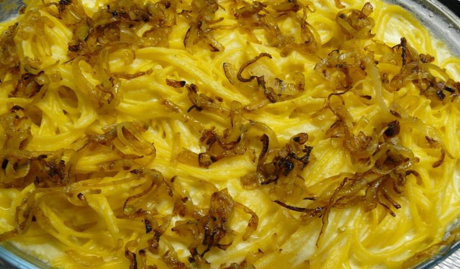 Makaroni siera meistaru gaumē