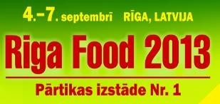 Riga Food 2012