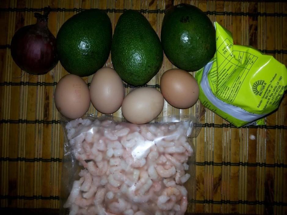 Izvāra olas;