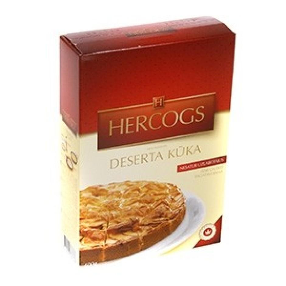 """Uztaisa kūkas mīklu no """"Hercogs"""" deserta kūkas mil..."""