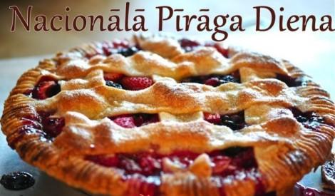 23. janvāris – Nacionālā Pīrāga Diena
