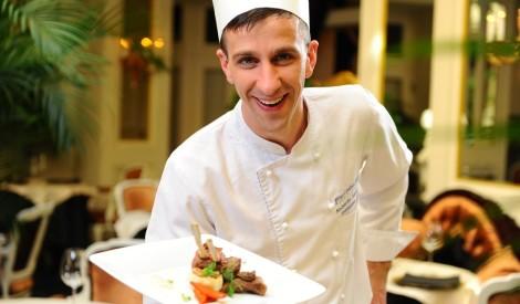Piesakies restorāna SUITE kulinārijas meistarklasei!