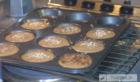 "Šokolādes ""muffini"""