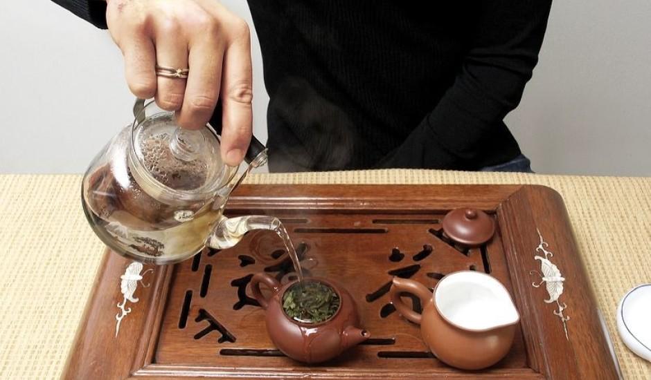 Tēja pret gripu