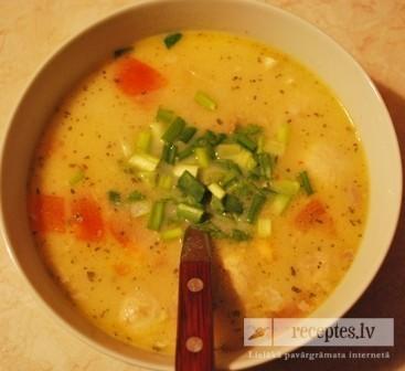 Tom kha zupa