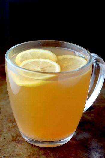 Ingvera dzēriens aukstiem vakariem