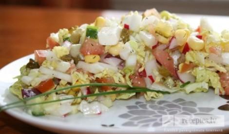 """Salāti """"Vasarīga sajūta"""""""