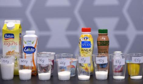 Vai jogurti ir tik veselīgi, kā daudzi par tiem domā?