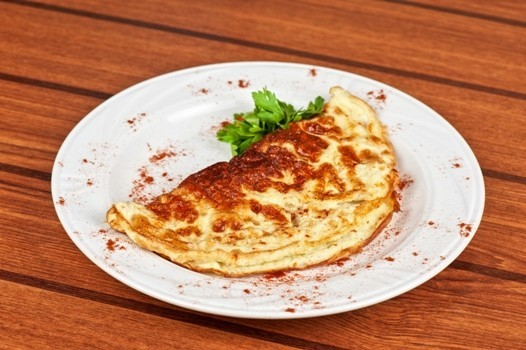 Putotā omlete