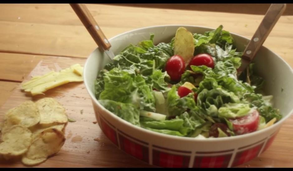 Greznie čipsu salāti