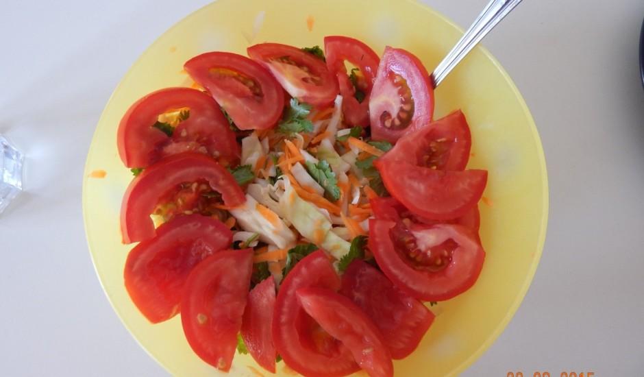 Salāts svaigais no skaidrā