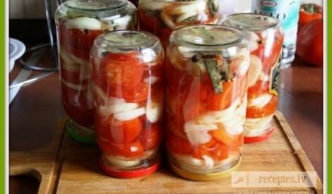 Gurķi un tomāti ziemai – TOP 9!