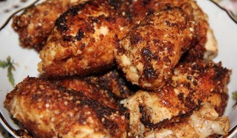 Pildīta vistas fileja ar sēņu mērcīti