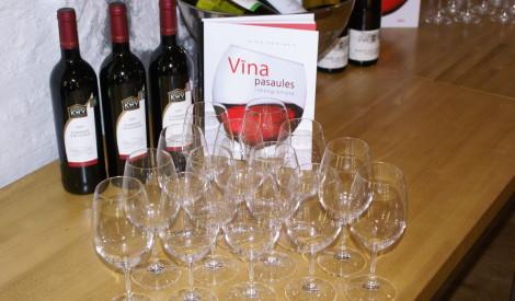 Iznākusi vīna grāmata
