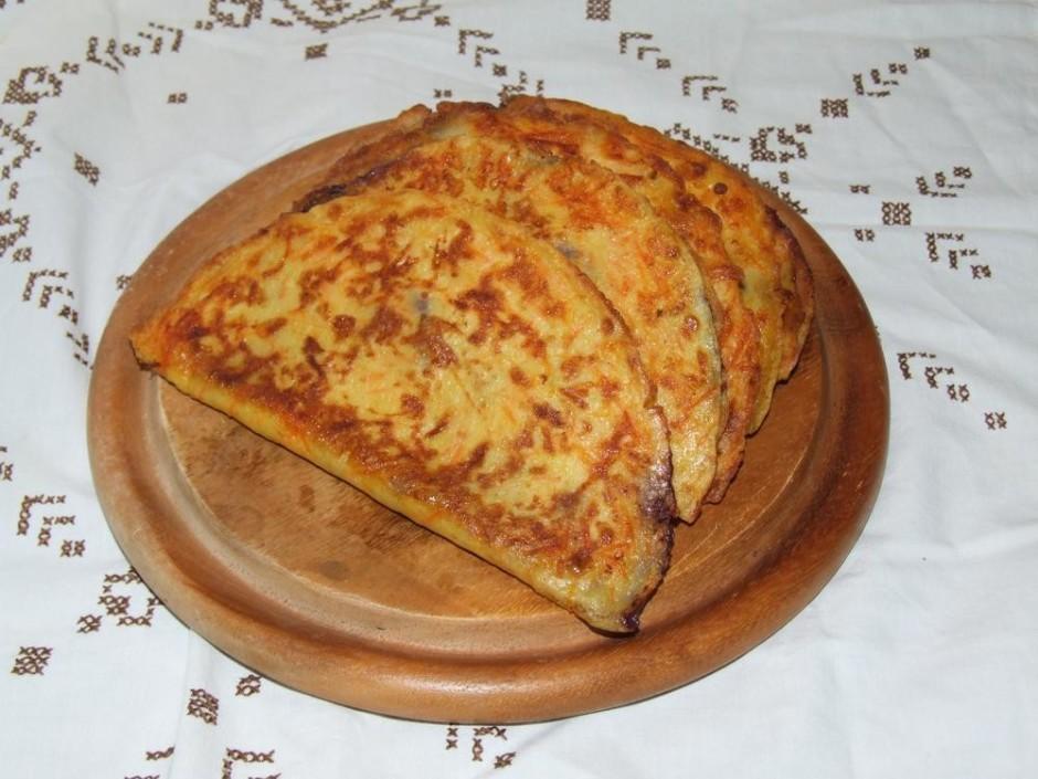 Pankūkas var ēst siltas tikko no pannas, bet arī atdzisušas...