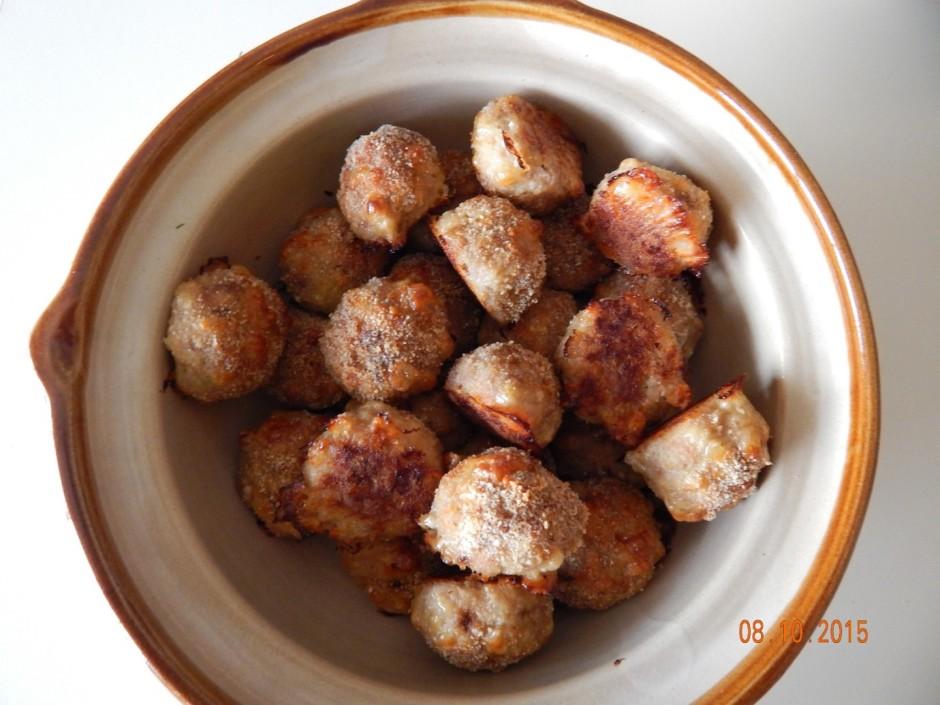 Kā piedevu pie šiem kartupeļiem pagatavoju tefteļus. Recepti...